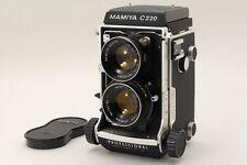 【Exc++++】Mamiya C220 Medium Format Camera w/ 80mm f2.8 from Japan (061)