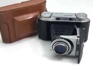 Voigtlander BESSA II Color Heliar 105mm f/3.5 Film Camera (NJL019888)