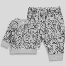 Disney Winnie the Pooh Sweatshirt and Joggers for Baby.  Age 9-12 m. BNWT