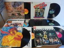 29 ROCK LPs Steppenwolf / Zappa / Status Quo / Gallagher / HendrIx / Cohen