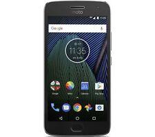 "MOTOROLA Moto G5 Plus - 32 GB, Luna Grey - 5.2"" IPS LCD touchscreen"