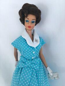 Handmade OOAK Dress + For Vintage Barbie Doll or Silkstone Bild Lilli Clone