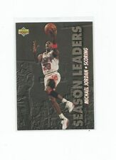1993-94 UPPER DECK MICHAEL JORDAN #166 SEASON LEADERS SCORING NM-MINT!!!