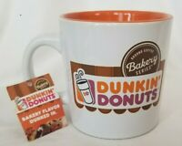 NWT Dunkin Donuts Ground Coffee Bakery Series Coffee Mug Cup