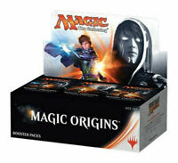 MtG: Magic the Gathering - MAGIC ORIGINS Booster Box - English - Factory Sealed