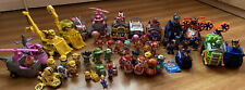 Paw Patrol Job Lot Figures Approx 50 And 15 Vehicles!
