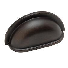Cosmas Cabinet Hardware Oil Rubbed Bronze Bin Cup Handles Pulls 4310ORB
