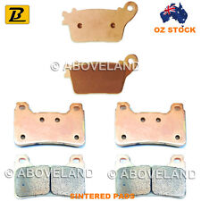 FRONT REAR Sintered Brake Pads for HONDA CBR 1000 RR6/RR7 2006-2007