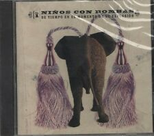 NINOS CON BOMBAS De Tiempo en el momento de la Explosion CD ALBUM NEW-NOT SEALED
