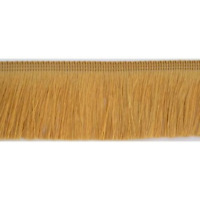 6cm Gold Chainette Fringe Trimming Sewing Crafts Edging Curtains Cushioning