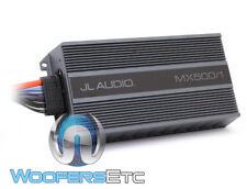 JL AUDIO MX500/1 MONOBLOCK 500W RMS MARINE ATV MOTORCYCLE SPEAKER AMPLIFIER NEW