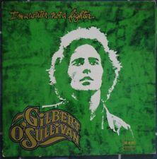 Gilbert O'Sullivan I'm a Writer, Not a Fighter Vinyl LP
