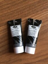 Origins Clear Improvement Active Charcoal Mask 15 ml x2