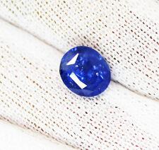 2.67 Ct Fine Natural Srilanka Blue Sapphire Loose GemStone