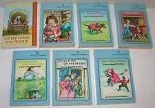 Little House On The Prairie Books - Laura Ingalls Wilder