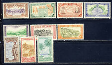 Cook Island 1949 Scott 131-40 mnh vf complete 47.50