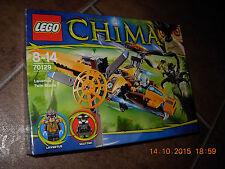 Lego Legends of Chima 70129 Lavertus Löwen-Jet 8-14 Jahre Neuwertig!