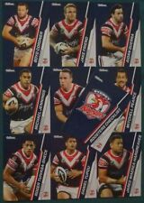 Sydney Roosters Team Set Modern (1970-Now) NRL & Rugby League Trading Cards
