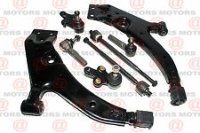 Suspension Toyota Tercel Paseo Front Inner Outer Lower Ball Joints Control Arms
