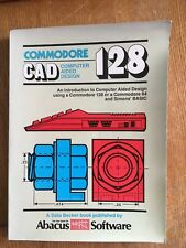 Commodore Computer Aided Design for the c-128 and C-64 Computers with disk