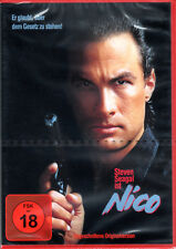 Nico , 100% uncut , new & sealed , Steven Seagal , Above the Law