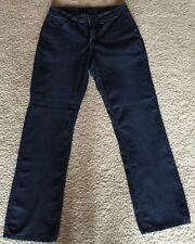NYDJ Not Your Daughter's Jeans Straight Leg Stretch Lift Tuck Size 10