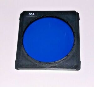 Jessops Cokin compatible 80A Conversion Filter for A-series, with case