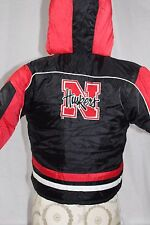 EUC Nebraska Cornhuskers Kids Boys Girls 3T Huskers Football Mighty Mac Sports