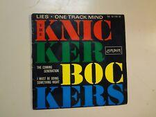 "KNICKERBOCKERS: Lies +3-France 7"" 66 London Disques REH 10.178 M Original EP PCV"
