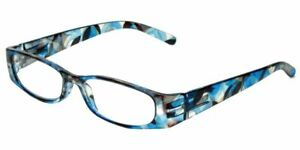 Calabria 759 Reading Glasses w/ Matching Case 70 Colors and Power to Choose From