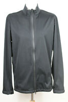 ADIDAS ClimaStorm Black Softshell Windbreaker Jacket size M