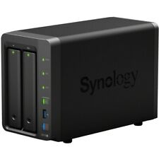 SYNOLOGY DS718+ 2BAY NAS DISKSTATION