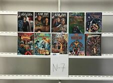 Wildstorm Graphic Novels  Star Trek Gen13 Fantastic Four Wildstorm  10 Lot Comic