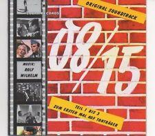Rolf Wilhelm - 08/15 Teil 1 - 3 CD neu, OVP, Original Soundtrack, Kult!