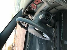 2005  GTO Steering Wheel Black w/Red
