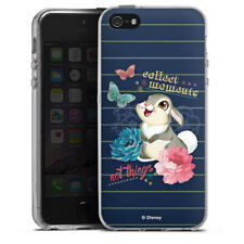 Apple iPhone 5 Silikon Hülle Case - Collect Moments cute