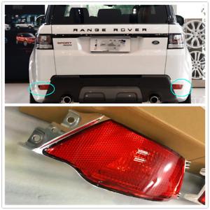 Left Rear Bumper Fog Lamp Light For Land Rover Range Rover Sport L494 2014-2017