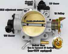 Throttle Body W/ TPS & Map Sensor 70mm for Honda Civic SI ACURA INTEGRA B/D/H/F
