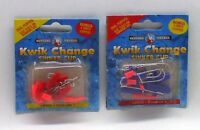 Neptune Tackle Kwik Change Sinker Clips NEW
