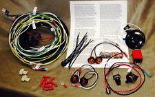 """UTV/SXS/ATV Turn Signal Kit w/HORN for all Polaris Rangers & RZRs 3/4"""" LEDS"""