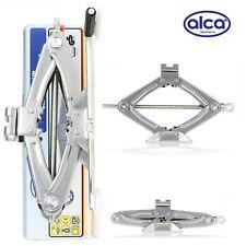 Car scissor wind up jack 0,8 ton Ultra compact German quality ALCA Garage DYI