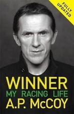 Winner: My Racing Life, McCoy, A.P., Excellent Book