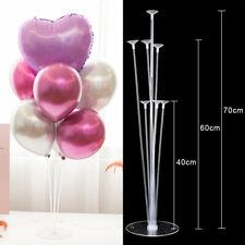 Balloons Support de Colonne Plastique Support avec 7 Tubes pr Fête Parti Decor