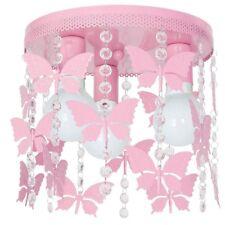 Kinderlampe Deckenlampe Elza Eliza modern Schmetterling rosig 9791 24h