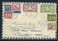 Indochine -  Enveloppe de Saïgon pour la France en 1948 - N 171