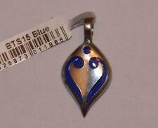 (Bts15) Polished Pendant (Small) Bico Australia's Heart'S Glow