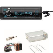 Kenwood KMM-BT305 Autoradio USB Bluetooth Einbauset für Renault Clio 1 2 Twingo