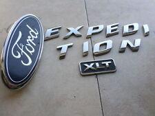 03-05 Toyota Expedition Xlt Logo 2L14-7843156-AA Script 1L24-7843156-GB Emblems
