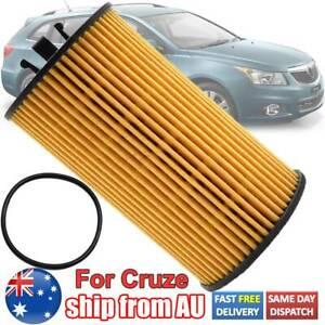 Car Oil Filter For Holden Barina Cruze Opel Corsa Astra 1598cc 1.6L 93185674