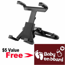 Tablet & eBook Car Headrest Mounts for iPad Pro
